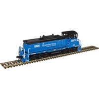 Atlas N Scale MP15DC GMTX #221 W/ DCC