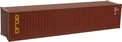 Atlas Gold Container Set #1 40' Standard Height Containers