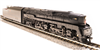 Broadway Limited N Scale Paragon3 PRR T1 Duplex 4-4-4-4 #5517
