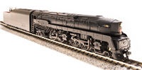 Broadway Limited N Scale Paragon3 PRR T1 Duplex 4-4-4-4 #5539