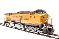 Broadway Limited GE AC6000 UP #7541 w/ Sound