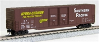 Con-Cor N Scale 50' Double Door GRNVL Boxcar #688408