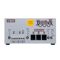 Digitrax DB210-OPTO Single 3/5/8 Amp AutoReversing DCC Booster