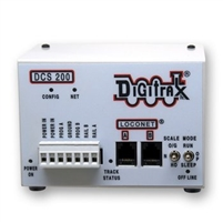 Digitrax DCS200  Amp DCC Station & Booster (120 Slots)