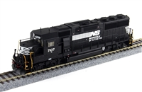 Fox Valley N Scale GP60 Early Norfolk Southern 7127