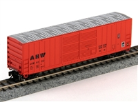 Fox Valley Models N Scale 80915 CUFT BOXCAR AHW 4000