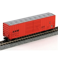 Fox Valley Models N Scale 80916 CUFT BOXCAR AHW 4043
