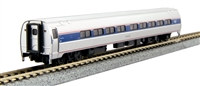 Kato N Scale Amtrak Amfleet II Coach Phase VI #25024