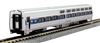 Kato N Scale Amtrak Viewliner I Sleeper Phase VI #62049