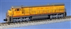 Kato N Gauge GE U30C Locomotive (UP) #2848