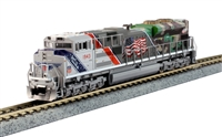 "KATO N Scale SD70ACe ""Spirit of the Union Pacific"" #1943"