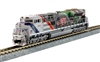 "KATO N Scale SD70ACe ""Spirit of the Union Pacific"" #1943 TCS DCC EQUIPPED"