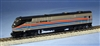 "Kato N Gauge GE P42 ""Genesis"" Amtrak 40th Anniversary Phase II"