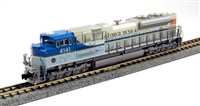 "KATO N EMD SD70ACe - Union Pacific ""George Bush Library and Museum"" W/ ESU Sound"