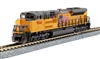 Kato N Scale SD70ACe Union Pacific #9041 W/ TCS DCC