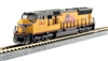 Kato Kobo N Scale SD70M UP #4848 w/ TCS DCC