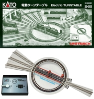 Kato N Scale Electric Turntable