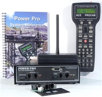 NCE PH-PRO-R Wireless 5 amp Starter Set