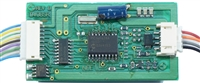 NCE D408 decoder 4 amp, 9 functions