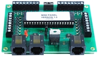 NCE Mini Panel - Automation Controller