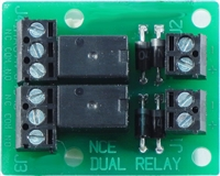 NCE Dual Relay Board