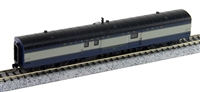 Rapido N 73′ Smooth Side Express-Baggage - B&O #667