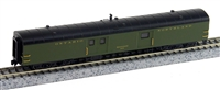 Rapido N 73′ Smooth Side Express-Baggage - Ontario Northland #412