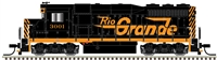 Atlas Master N Scale GP30 Rio Grande #3001 W/ Loksound