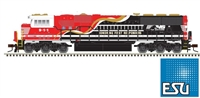 "Atlas Master N Gold SD-60E Norfolk Southern ""Honoring First Responders"" #911 (W/ Ditch Lights)"