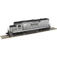 Atlas Master N Gold EMD GP38 Amtrak #721 w/ ESU LokSound
