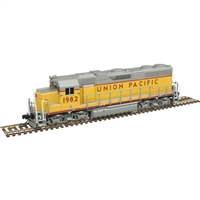 Atlas Master N Gold EMD GP38 UP #1988 w/ ESU