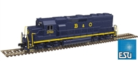 Atlas Master N Gold EMD GP40 B&O #3743