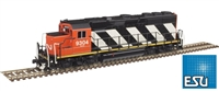 Atlas Master N Gold EMD GP40 CN #9304