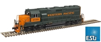 Atlas Master N Gold EMD GP40 WP #3523
