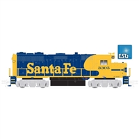 Atlas Gold N Scale GP35 - ATSF #3371 W/ ESU Sound