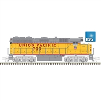 Atlas Silver N Scale GP35 - Union Pacific #742 W/ ESU Sound