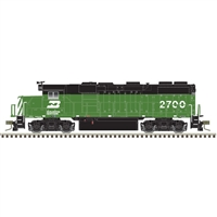 Atlas Master Gold N GP39-2 Phase 2 BN #2705