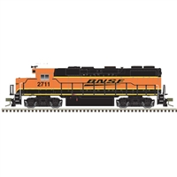 Atlas Master Gold N GP39-2 Phase 2 BNSF #2715