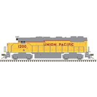 Atlas Master Gold N GP39-2 Phase 2 UP #1207