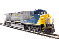 Broadway Limited N Scale AC6000CW CSX #653