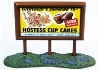 Classic Metal Works Country Billboard - Hostess