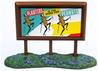 Classic Metal Works Country Billboard - Planters