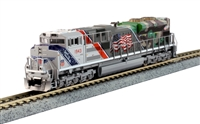 "KATO N Scale SD70ACe ""Spirit of the Union Pacific"" #1943 W/ ESU SOUND"
