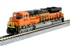 "KATO EMD SD70ACe Nose Headlight Version - BNSF ""Swoosh"" #8400"